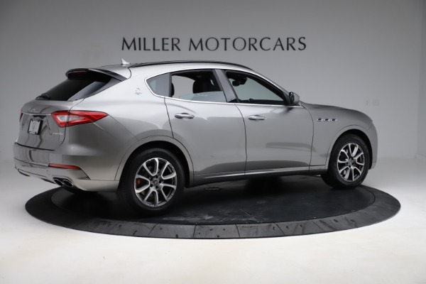 New 2019 Maserati Levante Q4 for sale $61,900 at Alfa Romeo of Westport in Westport CT 06880 8