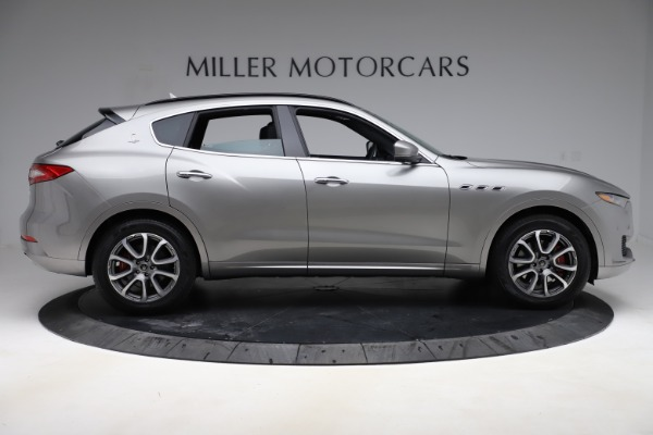 New 2019 Maserati Levante Q4 for sale $61,900 at Alfa Romeo of Westport in Westport CT 06880 9