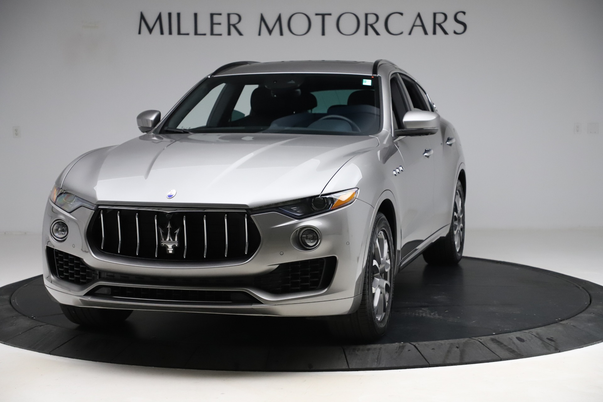 New 2019 Maserati Levante Q4 for sale $61,900 at Alfa Romeo of Westport in Westport CT 06880 1
