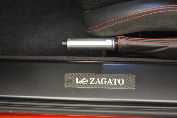 Used 2013 Aston Martin V12 Zagato Coupe for sale $655,900 at Alfa Romeo of Westport in Westport CT 06880 16