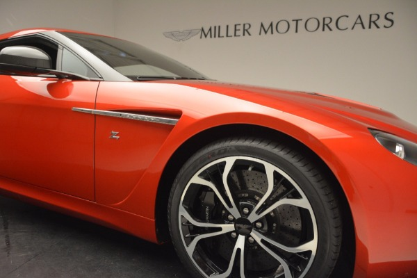 Used 2013 Aston Martin V12 Zagato Coupe for sale $655,900 at Alfa Romeo of Westport in Westport CT 06880 22