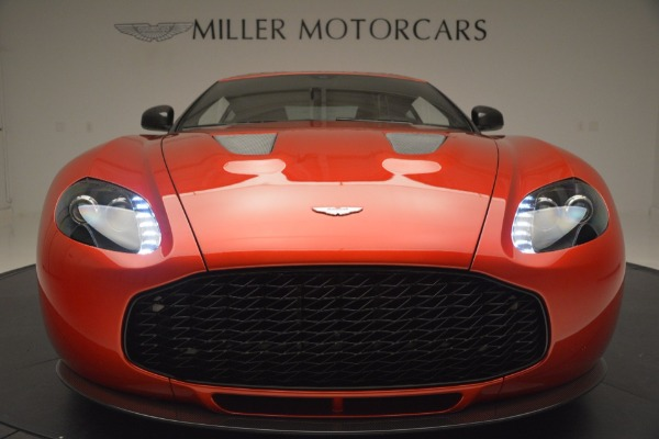 Used 2013 Aston Martin V12 Zagato Coupe for sale $655,900 at Alfa Romeo of Westport in Westport CT 06880 23
