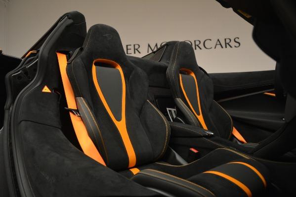 New 2020 McLaren 720S Spider for sale Sold at Alfa Romeo of Westport in Westport CT 06880 22