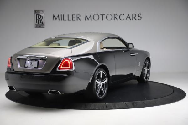 Used 2015 Rolls-Royce Wraith for sale Sold at Alfa Romeo of Westport in Westport CT 06880 10
