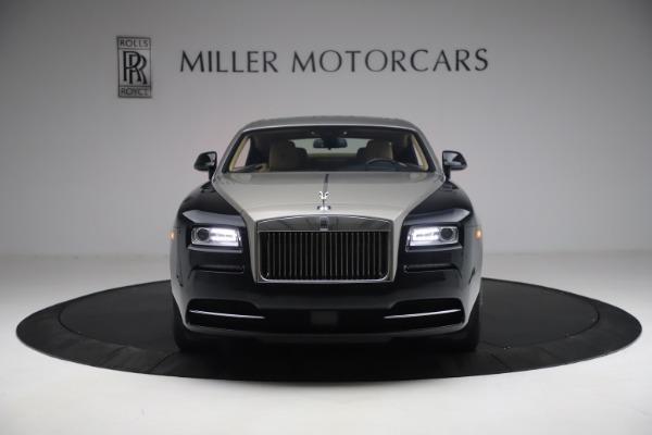 Used 2015 Rolls-Royce Wraith for sale Sold at Alfa Romeo of Westport in Westport CT 06880 2