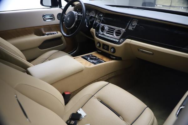 Used 2015 Rolls-Royce Wraith for sale Sold at Alfa Romeo of Westport in Westport CT 06880 20