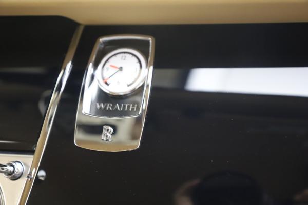 Used 2015 Rolls-Royce Wraith for sale Sold at Alfa Romeo of Westport in Westport CT 06880 27