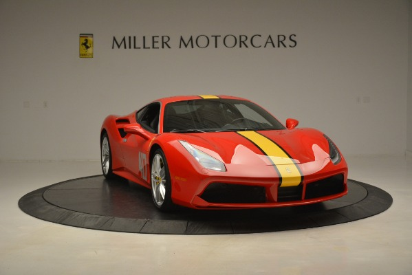Used 2018 Ferrari 488 GTB for sale Sold at Alfa Romeo of Westport in Westport CT 06880 11