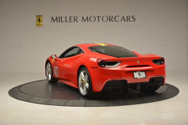 Used 2018 Ferrari 488 GTB for sale Sold at Alfa Romeo of Westport in Westport CT 06880 5