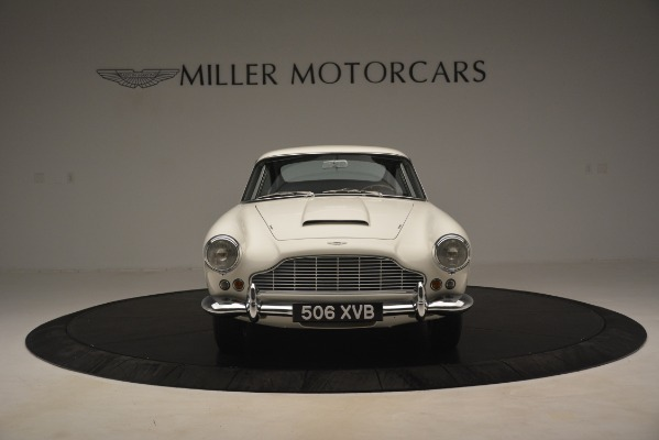Used 1961 Aston Martin DB4 Series IV Coupe for sale $625,900 at Alfa Romeo of Westport in Westport CT 06880 12