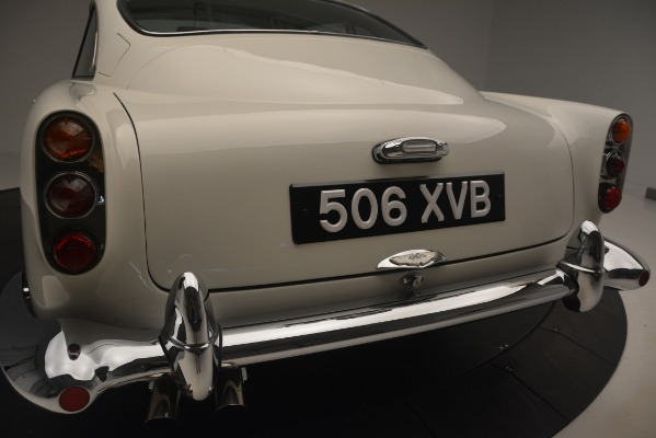 Used 1961 Aston Martin DB4 Series IV Coupe for sale $625,900 at Alfa Romeo of Westport in Westport CT 06880 15