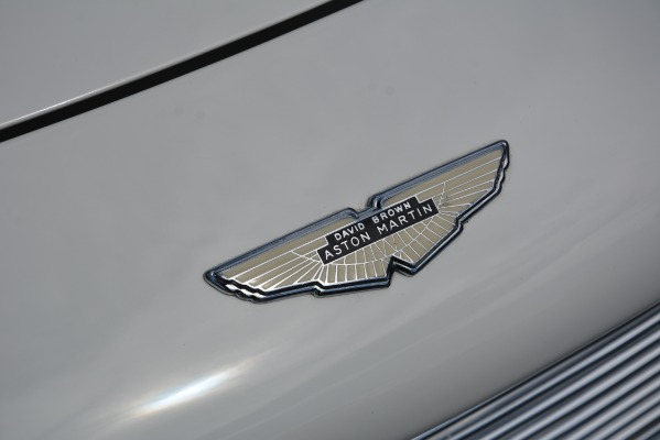 Used 1961 Aston Martin DB4 Series IV Coupe for sale $625,900 at Alfa Romeo of Westport in Westport CT 06880 18