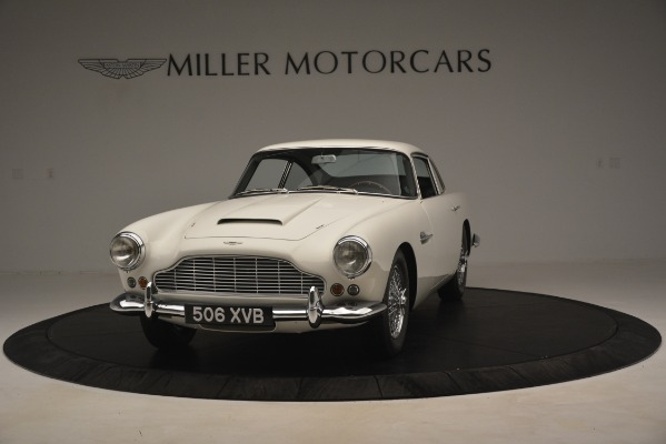 Used 1961 Aston Martin DB4 Series IV Coupe for sale $625,900 at Alfa Romeo of Westport in Westport CT 06880 2