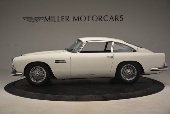 Used 1961 Aston Martin DB4 Series IV Coupe for sale $625,900 at Alfa Romeo of Westport in Westport CT 06880 3