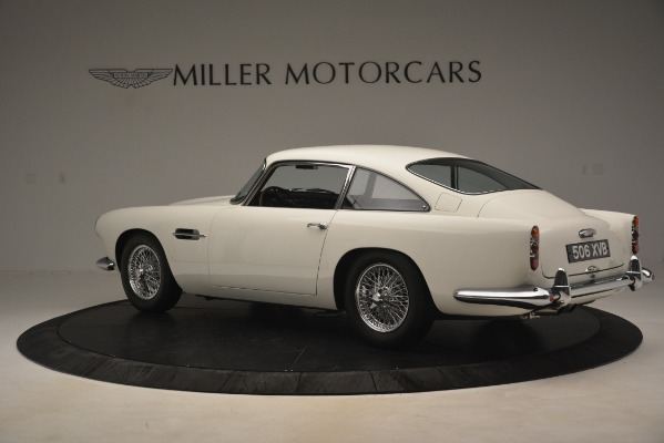 Used 1961 Aston Martin DB4 Series IV Coupe for sale $625,900 at Alfa Romeo of Westport in Westport CT 06880 4