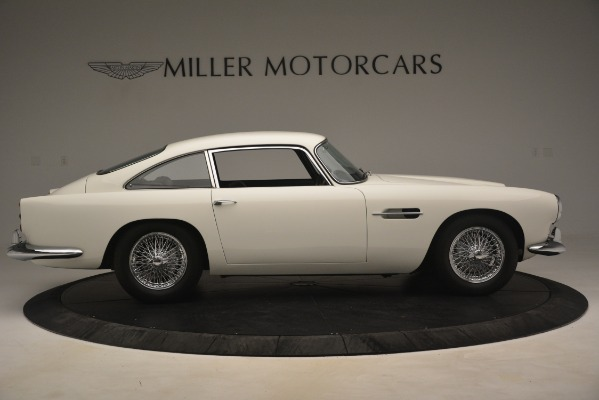 Used 1961 Aston Martin DB4 Series IV Coupe for sale $625,900 at Alfa Romeo of Westport in Westport CT 06880 9
