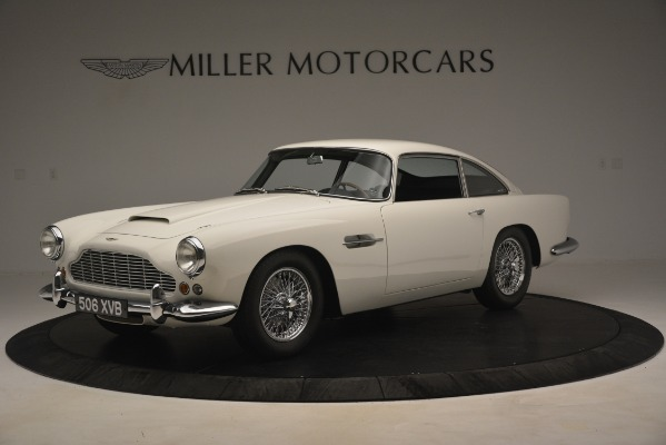 Used 1961 Aston Martin DB4 Series IV Coupe for sale $625,900 at Alfa Romeo of Westport in Westport CT 06880 1