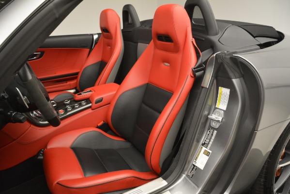 Used 2012 Mercedes-Benz SLS AMG for sale Sold at Alfa Romeo of Westport in Westport CT 06880 21