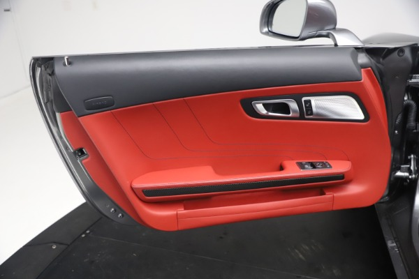Used 2012 Mercedes-Benz SLS AMG for sale Sold at Alfa Romeo of Westport in Westport CT 06880 25