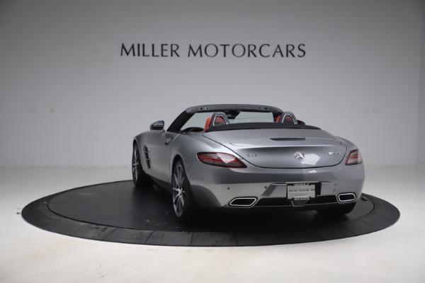Used 2012 Mercedes-Benz SLS AMG for sale Sold at Alfa Romeo of Westport in Westport CT 06880 7