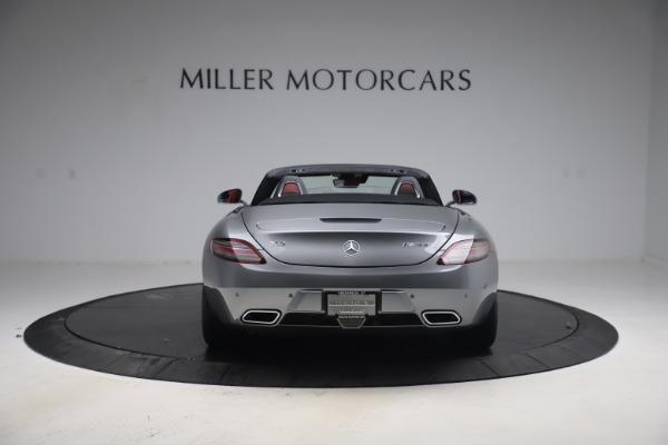 Used 2012 Mercedes-Benz SLS AMG for sale Sold at Alfa Romeo of Westport in Westport CT 06880 8