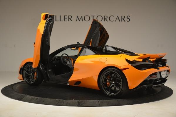 New 2020 McLaren 720S SPIDER Convertible for sale $407,450 at Alfa Romeo of Westport in Westport CT 06880 11