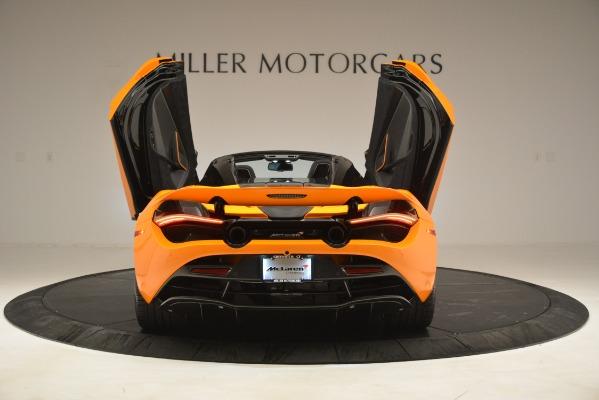 New 2020 McLaren 720S SPIDER Convertible for sale $407,450 at Alfa Romeo of Westport in Westport CT 06880 12