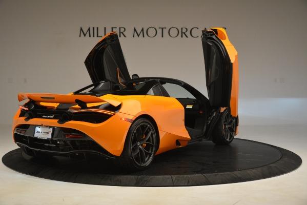 New 2020 McLaren 720S SPIDER Convertible for sale $407,450 at Alfa Romeo of Westport in Westport CT 06880 13