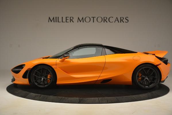 New 2020 McLaren 720S SPIDER Convertible for sale $407,450 at Alfa Romeo of Westport in Westport CT 06880 18