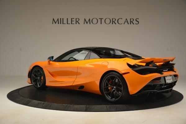 New 2020 McLaren 720S SPIDER Convertible for sale $407,450 at Alfa Romeo of Westport in Westport CT 06880 19