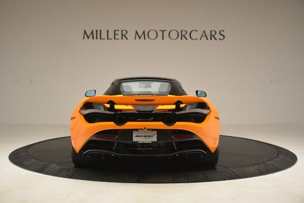 New 2020 McLaren 720S SPIDER Convertible for sale $407,450 at Alfa Romeo of Westport in Westport CT 06880 20