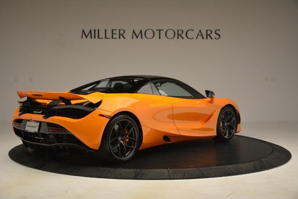 New 2020 McLaren 720S SPIDER Convertible for sale $407,450 at Alfa Romeo of Westport in Westport CT 06880 21