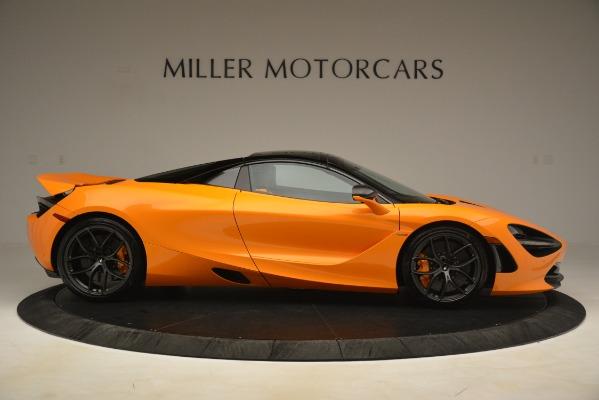 New 2020 McLaren 720S SPIDER Convertible for sale $407,450 at Alfa Romeo of Westport in Westport CT 06880 22