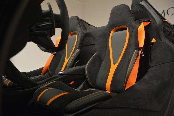 New 2020 McLaren 720S SPIDER Convertible for sale $407,450 at Alfa Romeo of Westport in Westport CT 06880 26