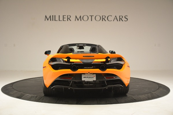 New 2020 McLaren 720S SPIDER Convertible for sale $407,450 at Alfa Romeo of Westport in Westport CT 06880 4