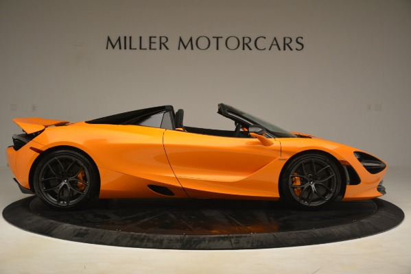 New 2020 McLaren 720S SPIDER Convertible for sale $407,450 at Alfa Romeo of Westport in Westport CT 06880 6