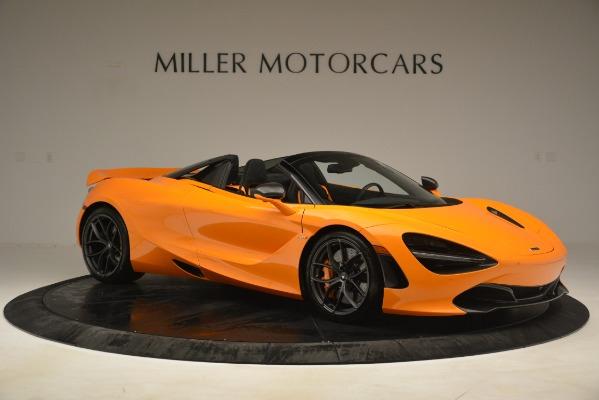 New 2020 McLaren 720S SPIDER Convertible for sale $407,450 at Alfa Romeo of Westport in Westport CT 06880 7