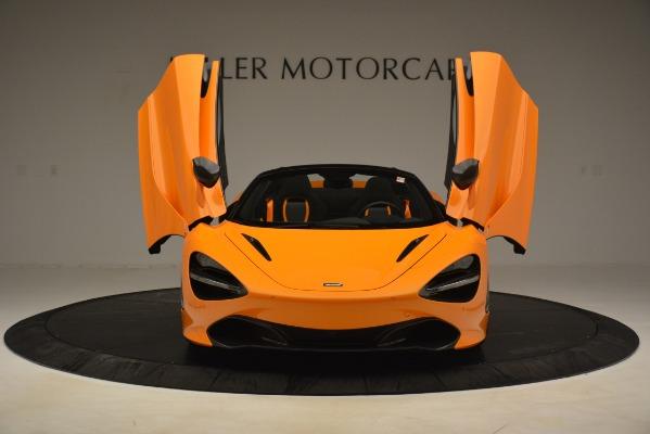 New 2020 McLaren 720S SPIDER Convertible for sale $407,450 at Alfa Romeo of Westport in Westport CT 06880 9