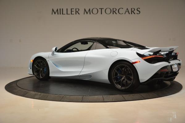 New 2020 McLaren 720S Spider for sale Sold at Alfa Romeo of Westport in Westport CT 06880 19