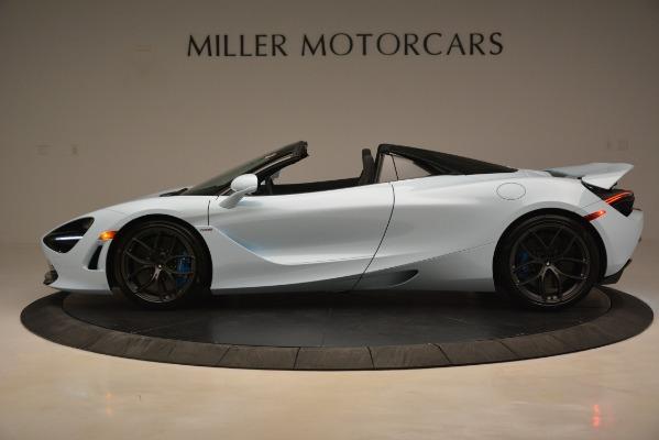 New 2020 McLaren 720S Spider for sale Sold at Alfa Romeo of Westport in Westport CT 06880 2