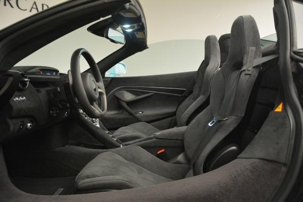 New 2020 McLaren 720S Spider for sale Sold at Alfa Romeo of Westport in Westport CT 06880 26