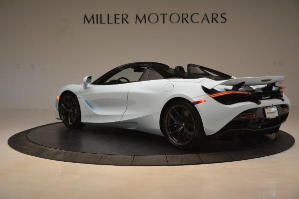 New 2020 McLaren 720S Spider for sale Sold at Alfa Romeo of Westport in Westport CT 06880 3