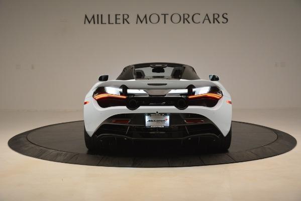 New 2020 McLaren 720S Spider for sale Sold at Alfa Romeo of Westport in Westport CT 06880 4