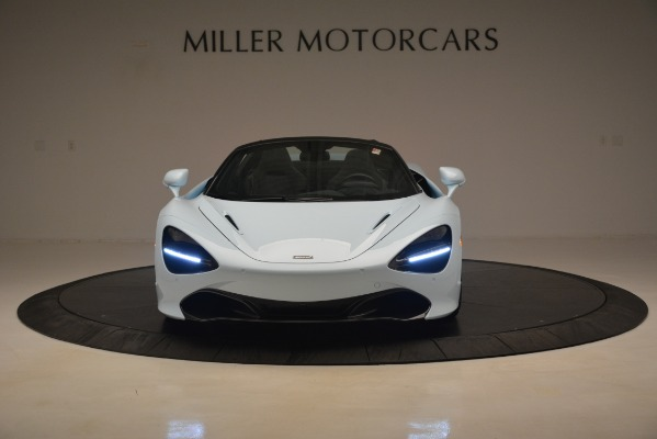 New 2020 McLaren 720S Spider for sale Sold at Alfa Romeo of Westport in Westport CT 06880 8