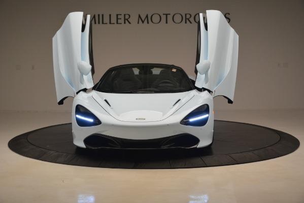 New 2020 McLaren 720S Spider for sale Sold at Alfa Romeo of Westport in Westport CT 06880 9