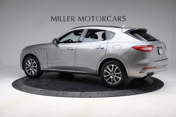 New 2019 Maserati Levante Q4 for sale Sold at Alfa Romeo of Westport in Westport CT 06880 4