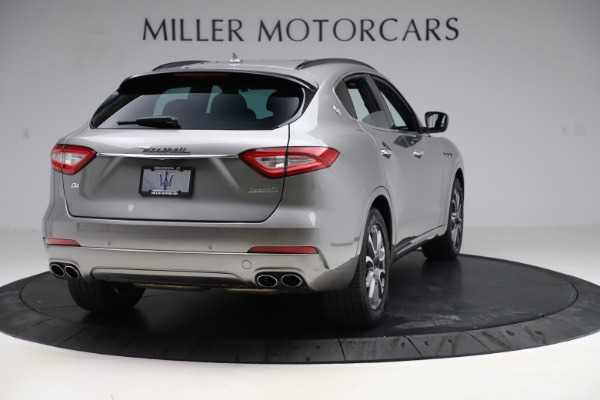 New 2019 Maserati Levante Q4 for sale Sold at Alfa Romeo of Westport in Westport CT 06880 7
