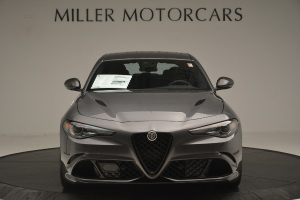 New 2019 Alfa Romeo Giulia Quadrifoglio for sale Sold at Alfa Romeo of Westport in Westport CT 06880 12