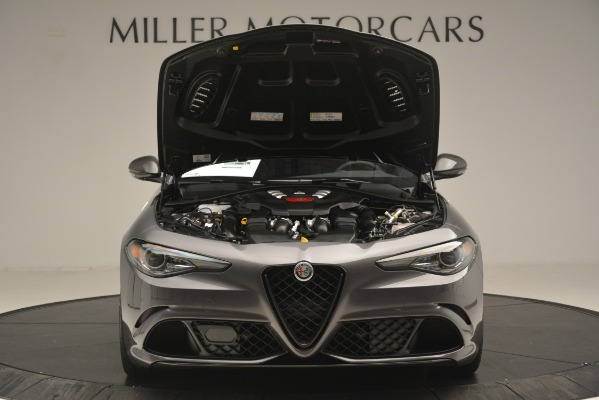 New 2019 Alfa Romeo Giulia Quadrifoglio for sale Sold at Alfa Romeo of Westport in Westport CT 06880 13