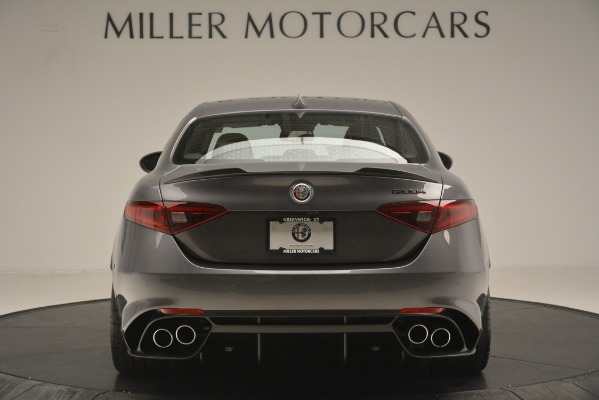 New 2019 Alfa Romeo Giulia Quadrifoglio for sale Sold at Alfa Romeo of Westport in Westport CT 06880 6